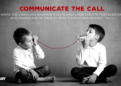 Communicate the Call