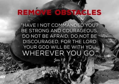 Remove Obstacles
