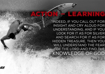 Action - Learning